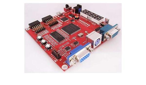 Amazon com: FidgetGear EP4CE6 FPGA Board with Programmer