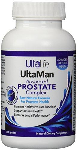 UltaLifes Advanced Prostate Health Supplement