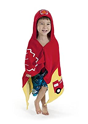 Kidorable Boys Fireman Towel