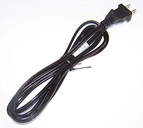 OEM Epson Scanner Power Cord Cable USA Only Originally Shipped With ES-200, ES-300W, ES-400, ES-500W by Epson