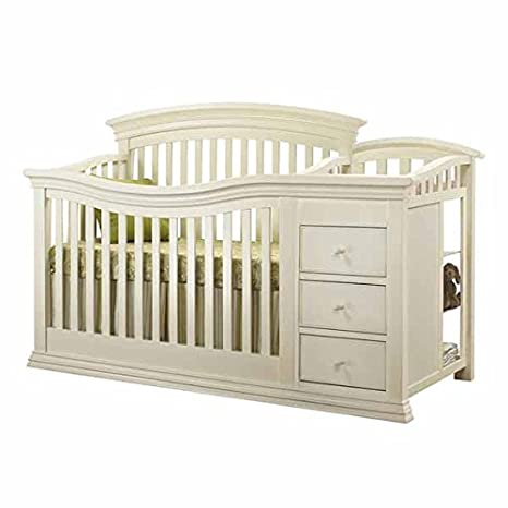 Sorelle Verona Crib and Changer - French White by Sorelle ...