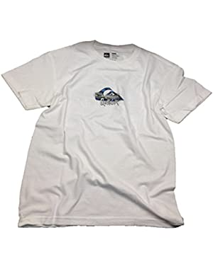 Men's Stained Graphic T-Shirt Small
