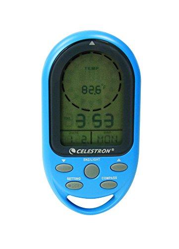 Celestron 48005 TrekGuide Lite Digital Compass (Blue) by Celestron
