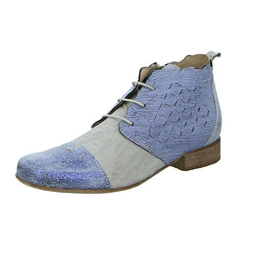 À Italy blau Charme Lacets Bottes 055 Blau Femme Routard 17e qXX5ZAw