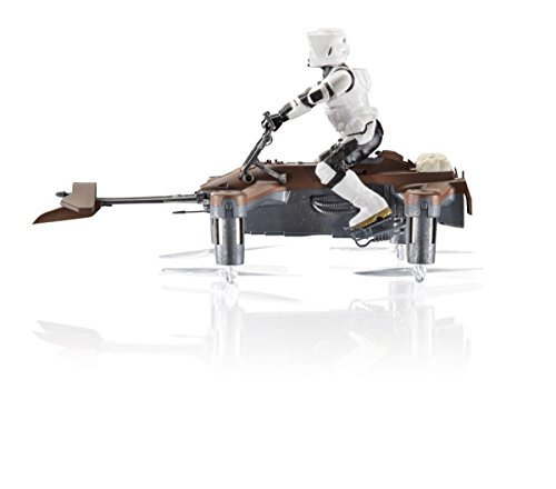 Propel Star Wars Quadcopter: Speeder Bike Collectors Edition Box by Propel (Image #2)