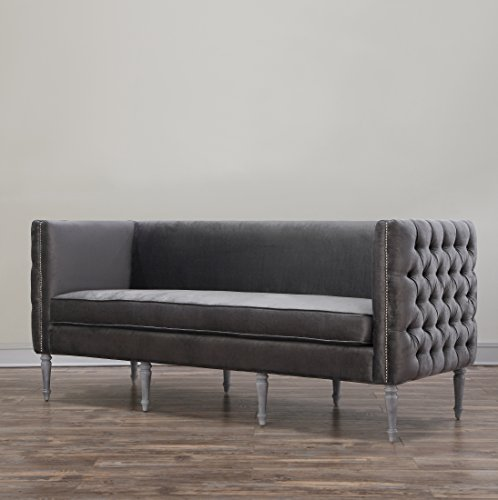Furniture Collection Modern Velvet Upholstered