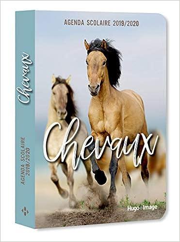 Agenda scolaire Chevaux: Amazon.es: Hugo et Compagnie ...