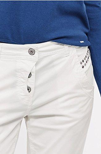 Donna Unita Bianco Tinta Taifun Jeans qT8tBnHw