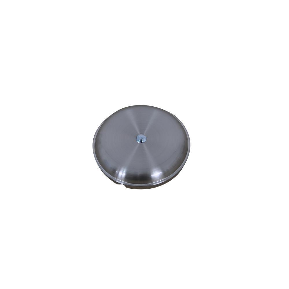 Hampton Bay Glendale 52 in Brushed Nickel Switch Cap