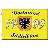 Borussia Dortmund 1909 Football Flag