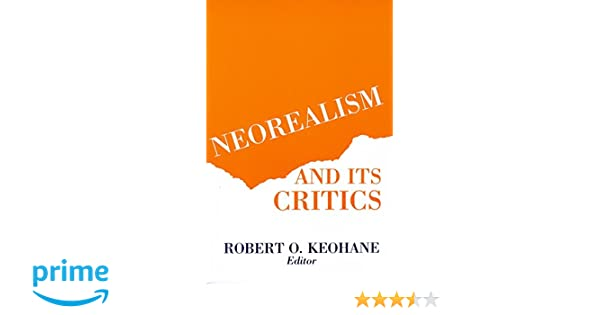 neorealism and its critics keohane