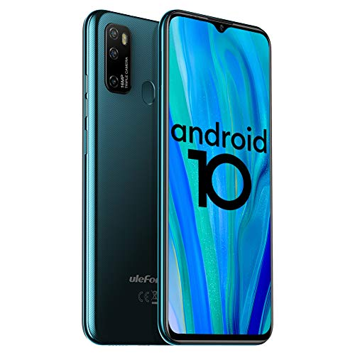 Unlocked Smartphones Ulefone Note 9P (2020) Android 10 Unlocked Cell phones, Triple Rear Camera Triple Card Slots, 6.52…