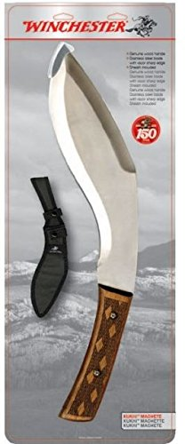 Winchester Kukri Fixed Blade Knife 31-003235 by Winchester
