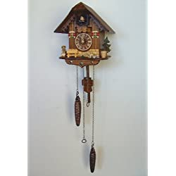 Black Forest House Cuckoo Clock