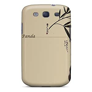 New Arrival Premium S3 Case Cover For Galaxy (baby Panda)