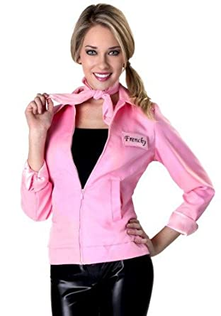 Amazon.com: Authentic Grease Pink Ladies Jacket: Clothing