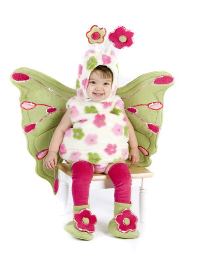 [Princess Paradise girls Baby Girls' Bre The Butterfly Costume 18 months] (Butterfly Costume Ideas For Adults)
