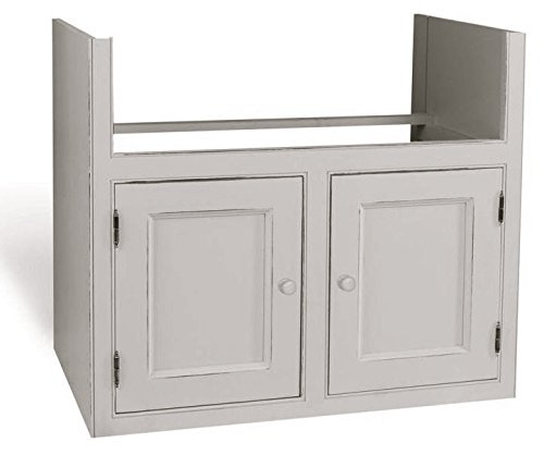 Belfast sink cabinet 800 for Double kitchen base unit