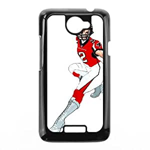 Atlanta Falcons HTC One X Cell Phone Case Black persent zhm004_8461711