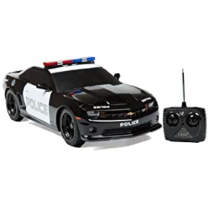 XStreet Camaro Police 1:18 RTR Electric RC Car - 41Uxr4JZ2KL - XStreet Camaro Police 1:18 RTR Electric RC Car