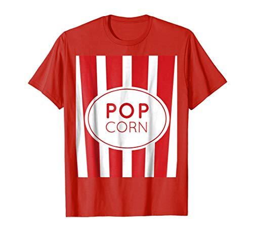 Halloween Popcorn Costume T-Shirt ()
