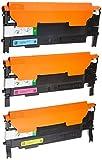 Samsung CLT-P409A Value Pack - Cyan, Magenta, Yellow 1 Each for CLP-315, CLP-315W, CLX-3170FN, CLX-3175FW