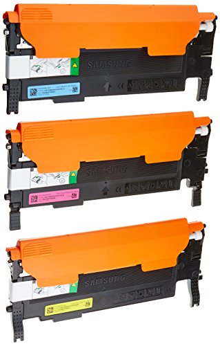 - Samsung CLT-P409A Value Pack - Cyan, Magenta, Yellow 1 Each for CLP-315, CLP-315W, CLX-3170FN, CLX-3175FW