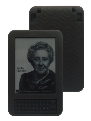 ishoppingdeals-for-amazon-kindle-3-wifi-3g-reader-black-textured-silicone-skin-case-cover-and-screen