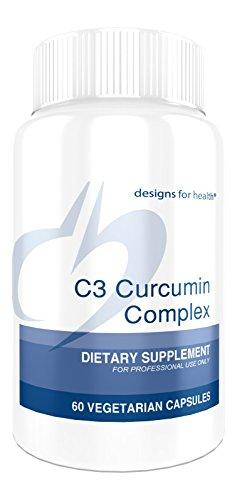 Designs Health Curcumin Vegetarian Capsules product image