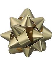 وردة لف الهدايا S-516 - ذهبي