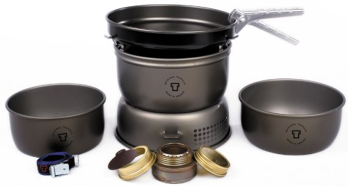 Trangia 27-3 Ultralight Hard Anodized Stove Kit ()