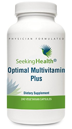 Seeking Health Optimal Multivitamin Plus