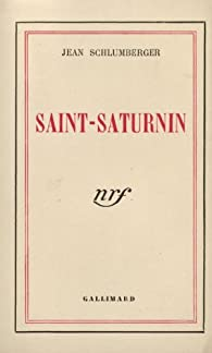 Saint-Saturnin par Jean Schlumberger