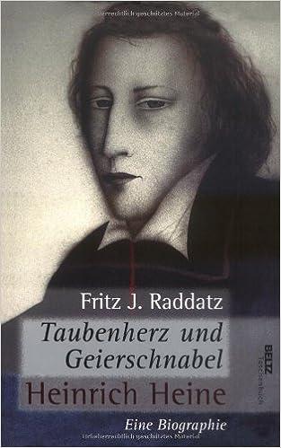 heinrich heine eine biographie beltz taschenbuchbiographie und kontext amazonde fritz j raddatz paul wunderlich bcher - Heinrich Heine Lebenslauf