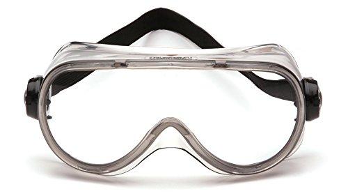 Pyramex Anti-Fog Top Shelf Chemical Splash - Ben Ray Goggles