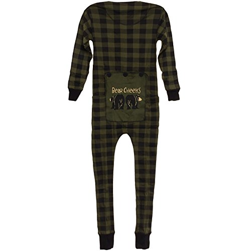 bear onesie for teens - 3