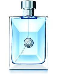 Versace Pour Homme Eau de Toilette Spray for Men, 200 ml, 6.7 Ounce