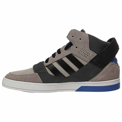 Baskets Mode Adidas Hardcourt Defender Pour Homme Modèle Q22069 Aluminium / Noir / Noir Onix