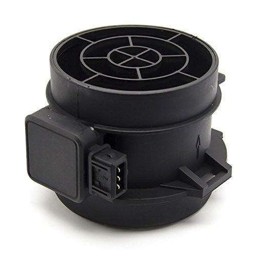 Bosch Air Flow Meter - Air Flow Sensor Meter 5WK96132 Mass Air Flow Sensor Meter for BMW 330Ci 330i 330xi 530i Z3 X5 E46 E53 5WK96132Z 13621438871 by Shinehome