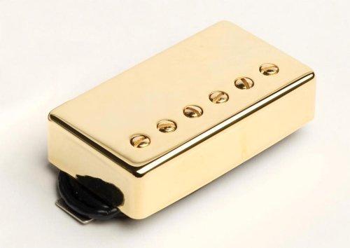 Seymour Duncan SH-PG1n Pearly Gates Humbucker Guitar Pickup Gold (Seymour Duncan Pearly Gates Pickup)