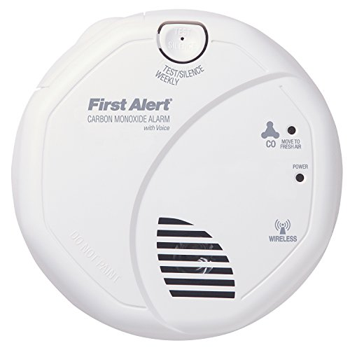 First-Alert-CO511B-Wireless-Interconnect-Carbon-Monoxide-Detector-with-Voice-Alarm