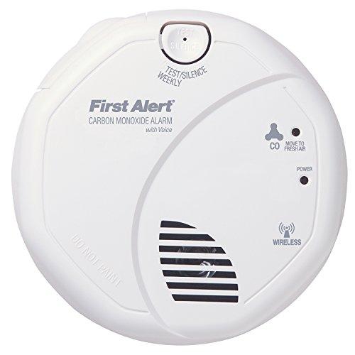First Alert CO511B Wireless Interconnect