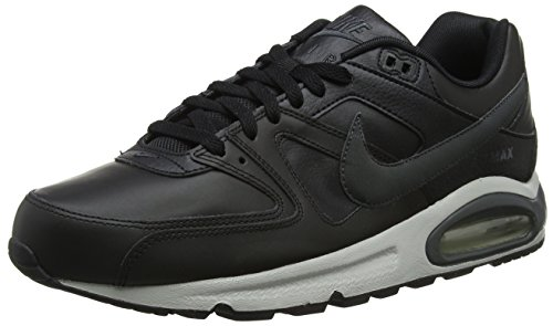 Leather Command neutral Nike Homme Multicolore Chaussures Max anthracite Grey De Air Sport 001 black qBBEt