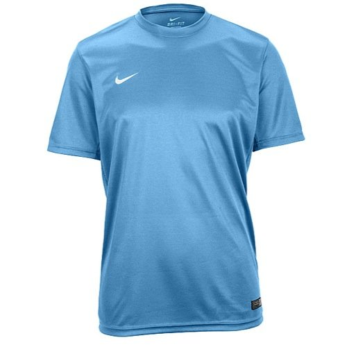 - Nike Tiempo II Soccer Jersey - Light Blue - Medium