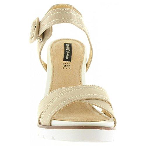 Sandali per Donna MTNG 53552 C10216 GIJON TAUPE