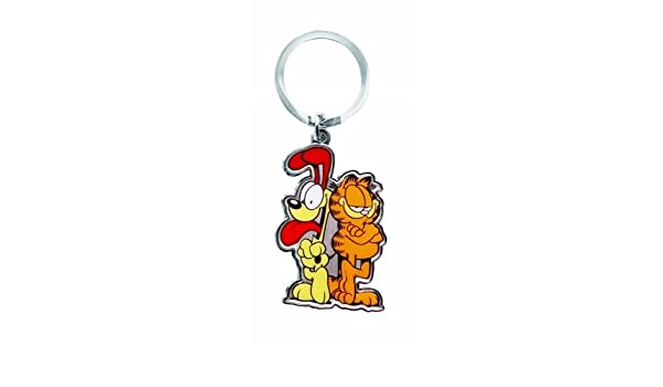 Motorhead Productos GF-61021 Garfield y Odie Llavero: Amazon ...