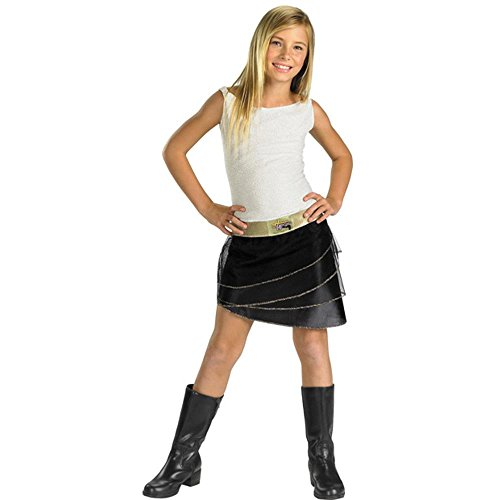 Wig Hannah Montana Dress Up (Girl's Value Hannah Montana Costume (Medium 7-8))