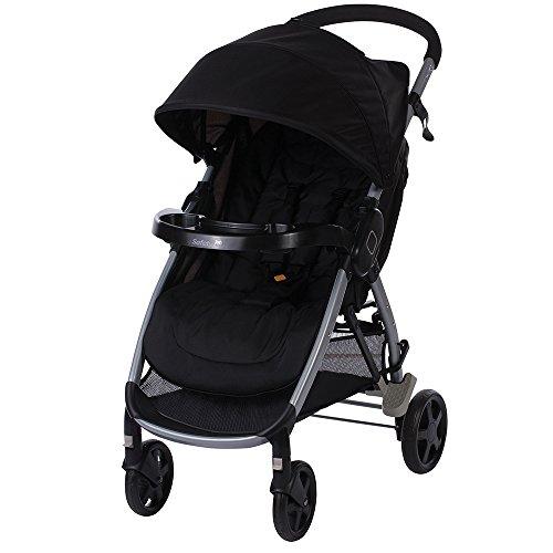 Cochecito de bebe Safety 1st, color negro. negro negro