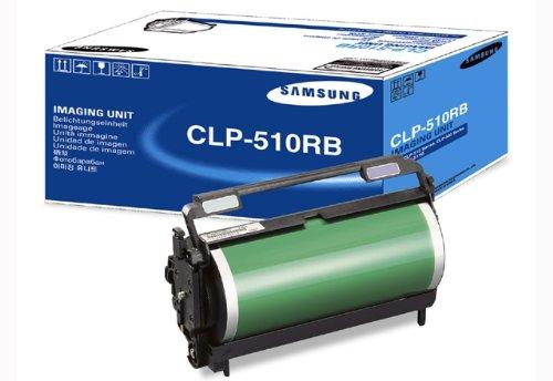 Samsung CLP-510RB/SEE Imaging Unit Black 50K, Color 12.5K Yield (CLP-510, CLP-510N)