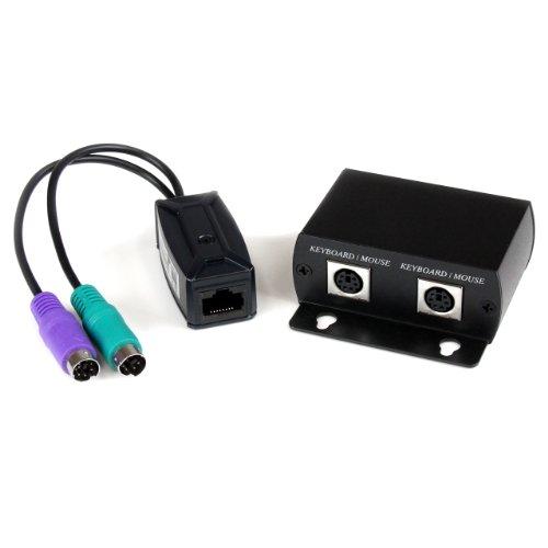 StarTech com Keyboard Mouse Extender PS2UTPEXT